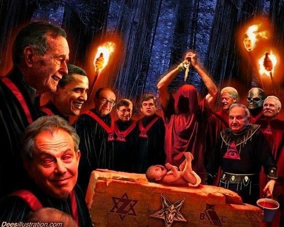 Un pasteur US avoue avoir organisé des rituels sataniques