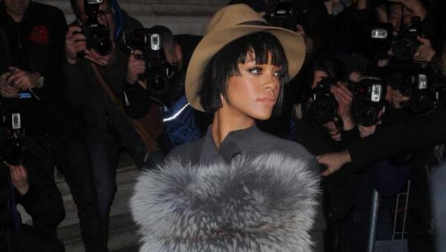 Rihanna élue Icone de la mode