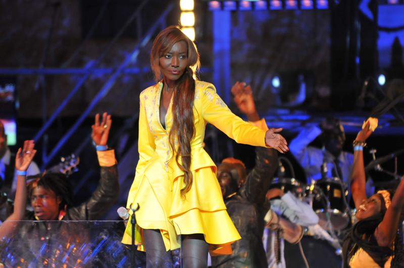 Pourquoi Coumba Gawlo insistait à l'endroit du paparazzi de ne pas photographier les dessous de sa robe