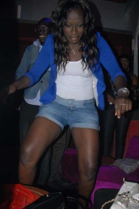 """Ndeye Gueye Jr: """"Je suis l'une des rares à ne pas montrer mon slip quand je danse"""""""