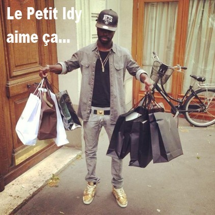 Photos: Le fils de Idrissa Seck aime trop la belle vie. Regardez!