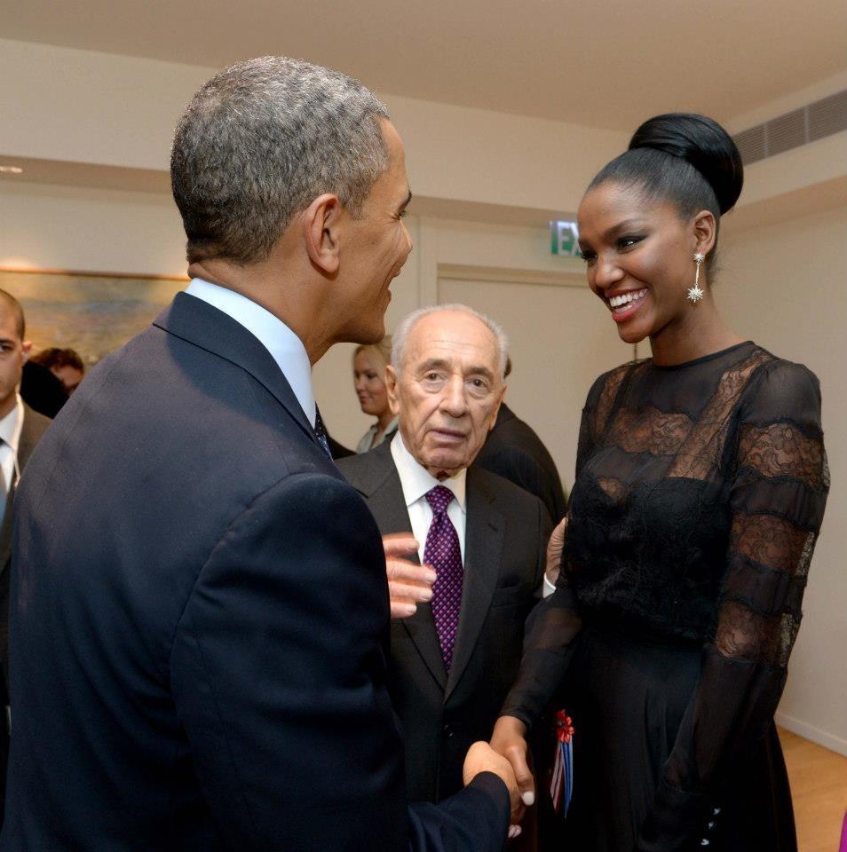 Alors que Israel choisit une Miss bien black, le Sénégal de la téranga opte une Miss bien claire