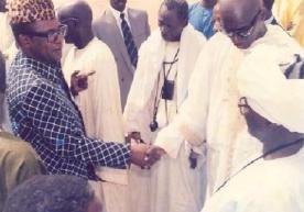 SOUVENIR: Le président Mubutu en visite à Touba