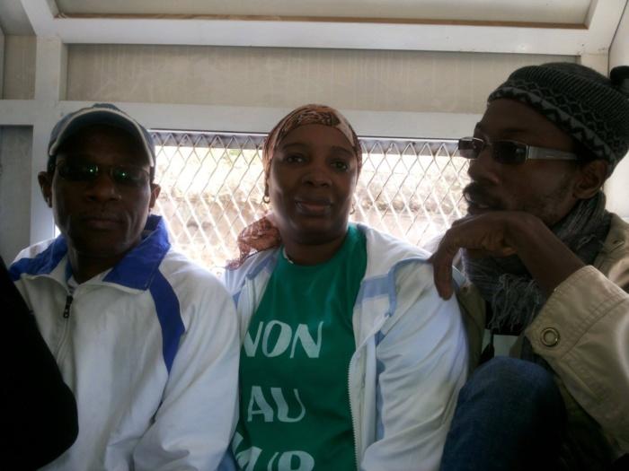 Fadel Barro, Fou Malade, Sadibou Diop et les autres libérés