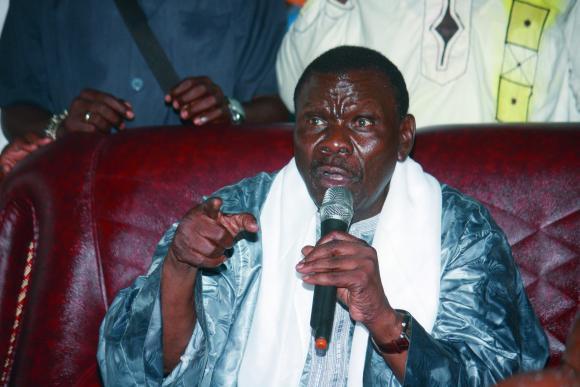 """Cheikh Béthio Thioune rumine sa déception: """" Personne ne peut m'arrêter"""""""