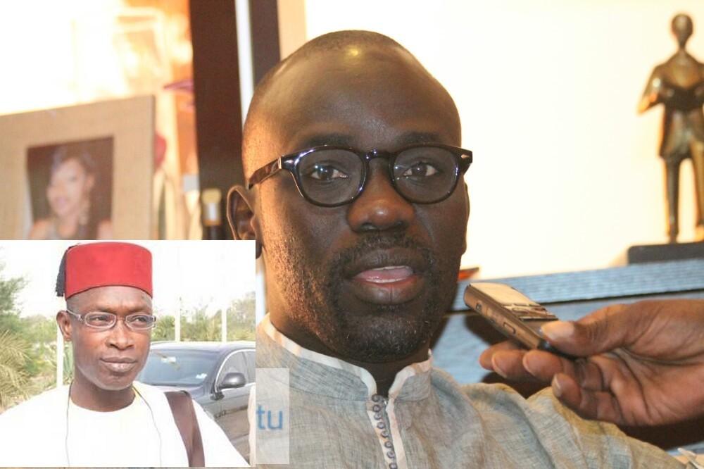 Le journaliste Tamsir Jupiter Ndiaye reséduit, Cheikh Yerim Seck le reçoit à bras ouverts