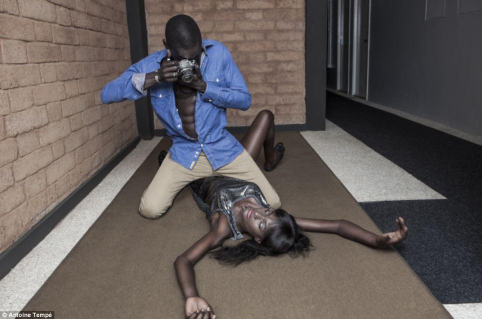 Ebene Diop, noire ébène