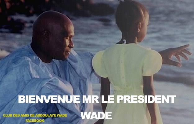 Photo souvenir, Wade éclaire cette petite fille...