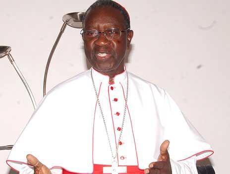 HOMELIE DE LA VEILLEE PASCALE Le Cardinal Sarr appelle à se libérer des vices