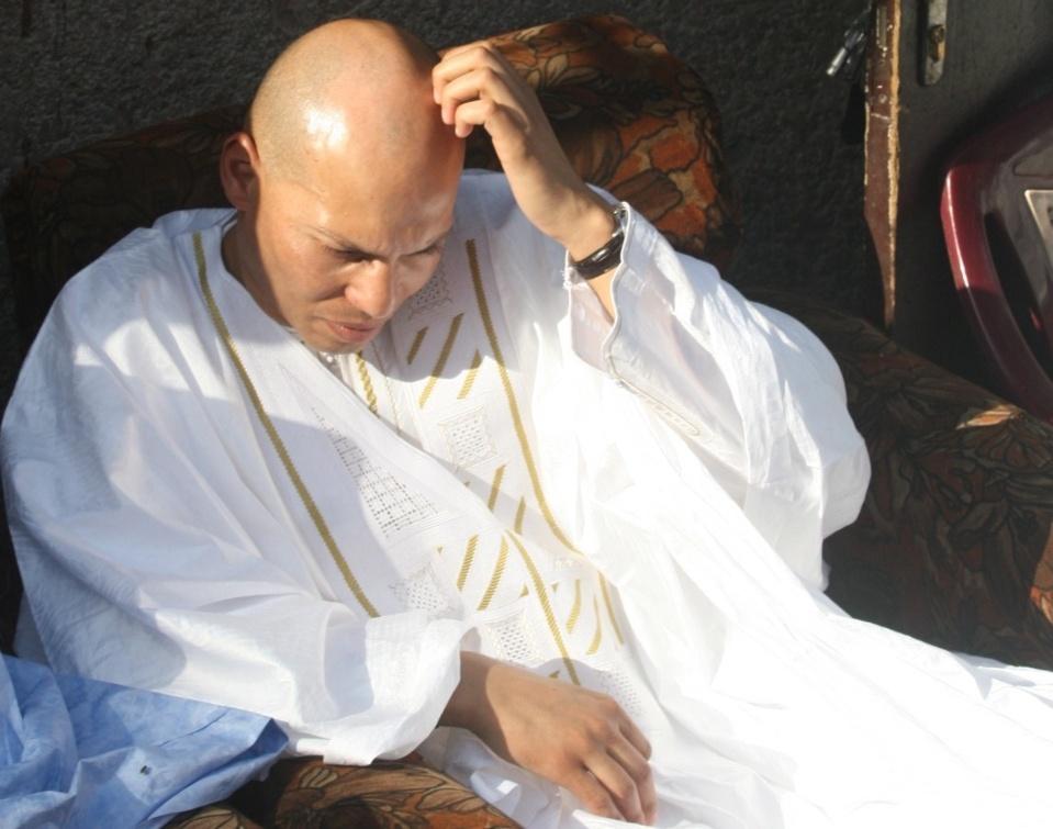 EXCLUSIF - Efforts de Abdoulaye Wade : Karim Wade a profondément pleuré dans sa cellule