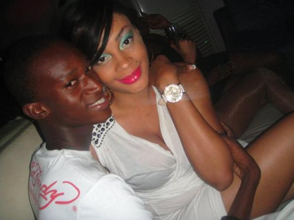 Adja Ndoye en couple avec un footballeur en Belgique