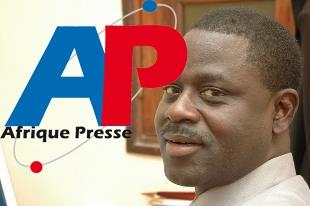 Jean Meissa Diop Recadre un animateur sénégalais
