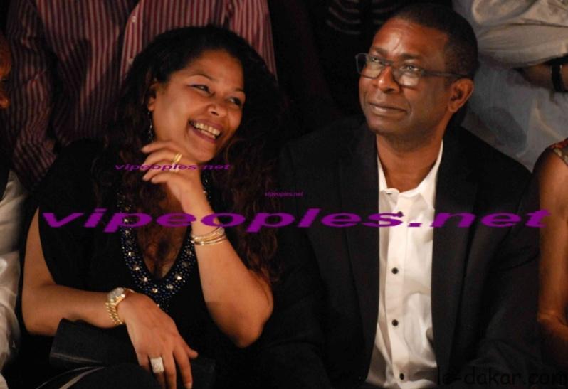 """LOVE STORY DU COUPLE NDOUR - """" Aida Champagne et Youssou Ndour, c'est comme le Nord et le Sud """""""