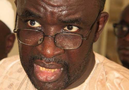 Moustapha Cissé Lo:« Je n'ai pas été retiré de la liste du Khalife, je suis inéligible à Touba»