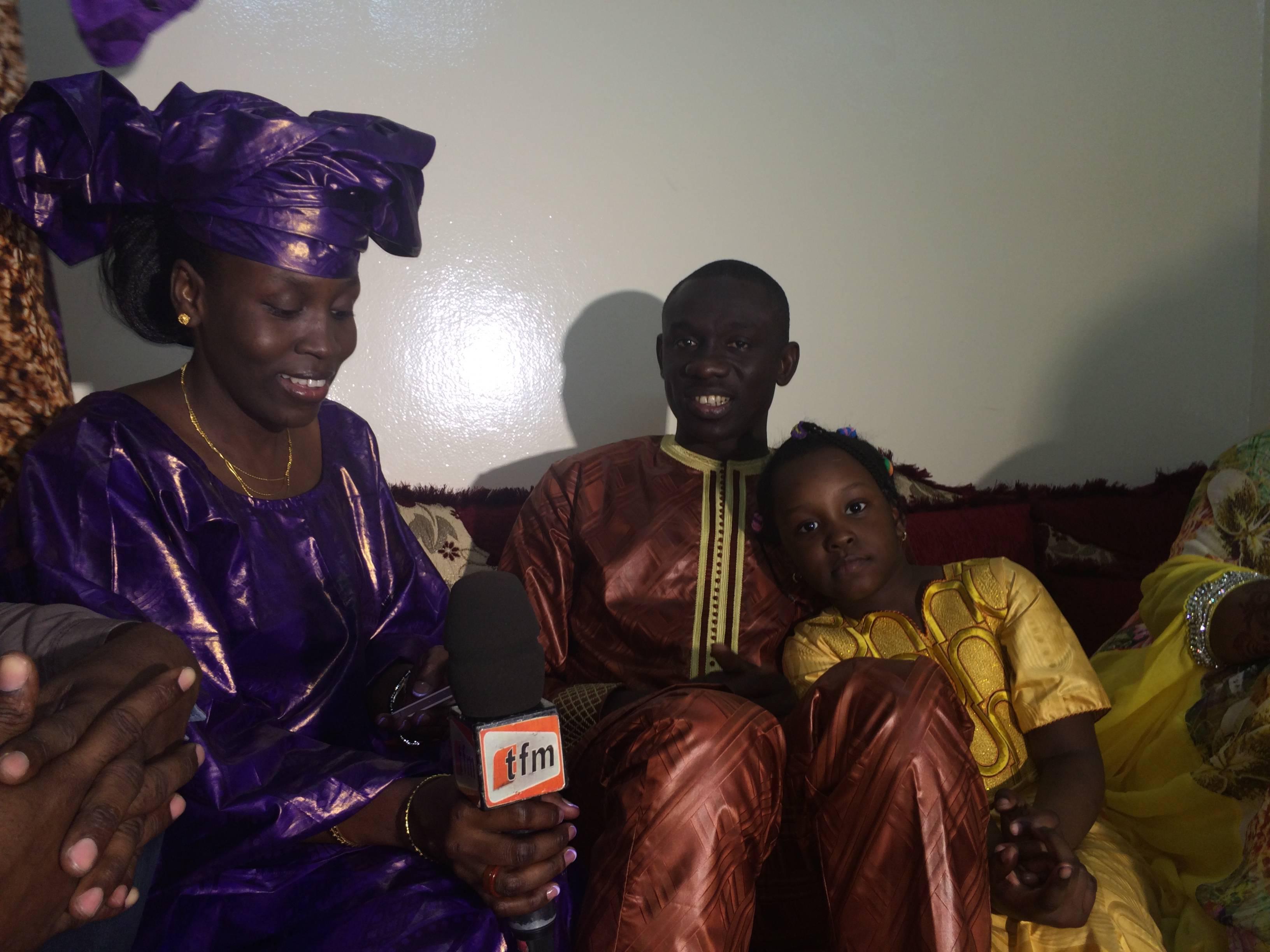 Photos: Pape Diouf rend visite à une fierté du Sénégal à Dubaï