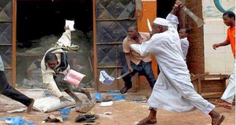 DERNIERE MINUTE - Yaoundé: Terreur au marché Mokolo !!!