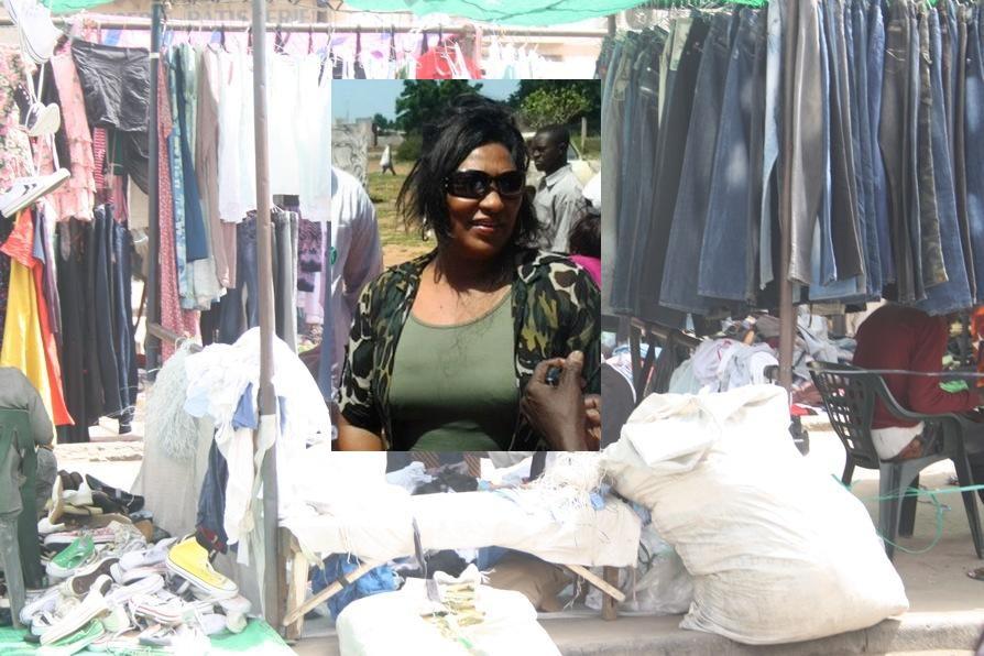 Rose Wardini: Milliardaire et pourtant elle fait souvent son shopping au marché Samedi