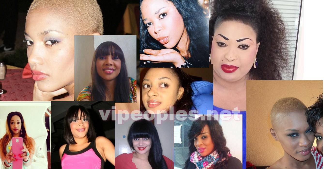 Ces femmes déjà claires et qui se dépigmentent quand même la peau...