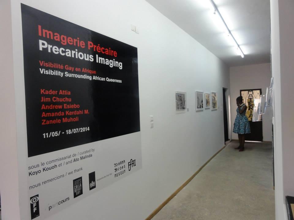 Dak'art Sénégal - Une bonne vitrine pour l'homosexualité