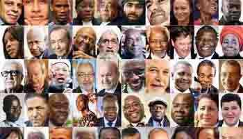 Les 50 Africains les plus influents du monde