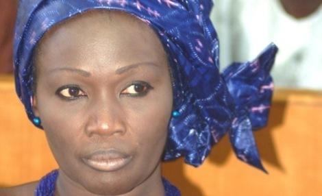 Ngoné Ndoye sur la liste de Touba : « Macky sall doit suivre le khalife général de Touba »