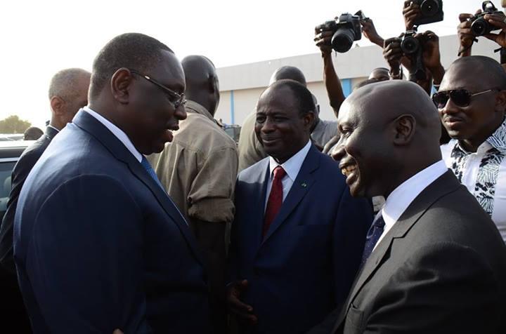 Farba Ngom s'en est pris à Idy: «Président, travaillez et laissez à nous autres griots de parler»