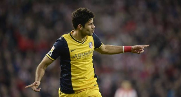 Après l'élimination de la Roja, Diego Costa pense à son futur qui selon lui « est à Chelsea »