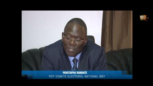 Vidéo - Moustapha Diakhaté sur la marche bleue de Wade: «Cela me fait mal qu'un ancien président de la République devienne un président de la rue publique»