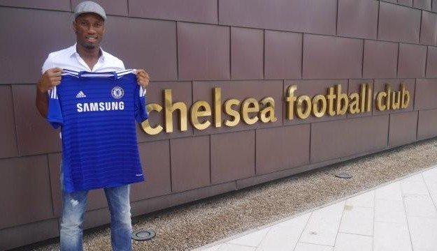 Chelsea: Drogba est de retour !