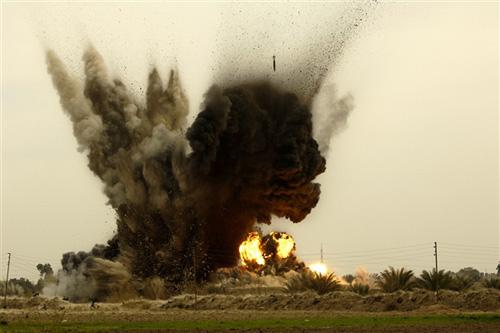 Les Etats-Unis ont bombardé ce vendredi des positions de l'Etat islamique en Irak