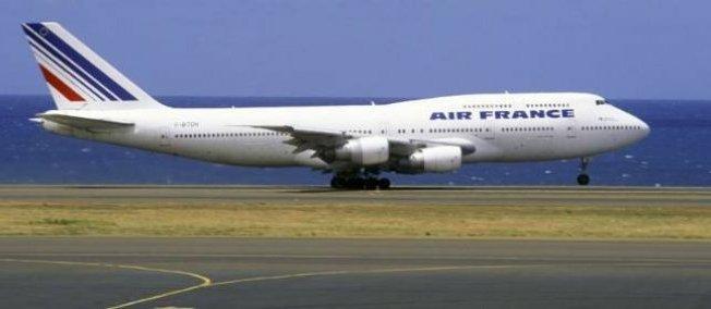 Nigeria : un avion d'Air France atterrit d'urgence après une fausse alarme