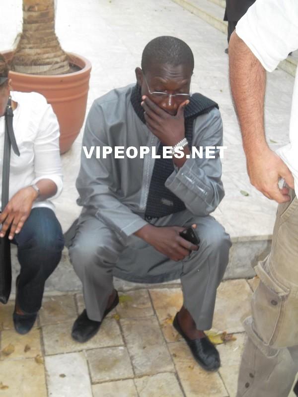 Me El Hadji Amadou Sall : Qu'ils bouffent Karim Wade, mais qu'ils nous donnent des raisons
