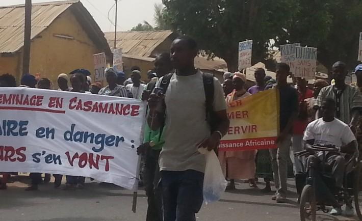 Bilan macabre des mines en Casamance : 824 victimes dont 150 tuées, 299 villages minés