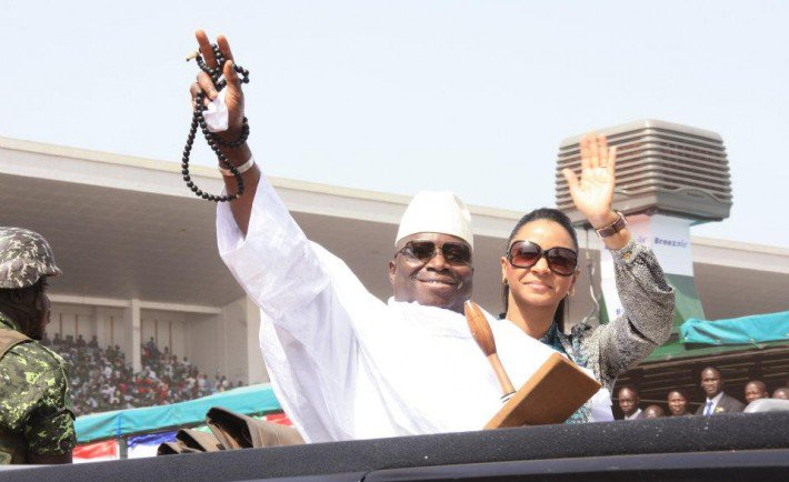 Dérives : Yaya Jammeh va se faire introniser Roi de la Gambie