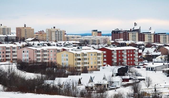 Pari fou en suède : déplacer une ville de 3 Km