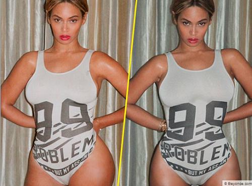 Beyoncé : hot et moulée, elle ne laisse plus de place à l'imagination!