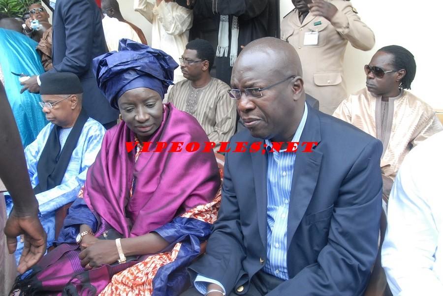 20 Images: Demba Dia a rejoint sa dernière demeure, les cimetières de Yoff aujourd'hui avec un mot: Un homme de Dieu.