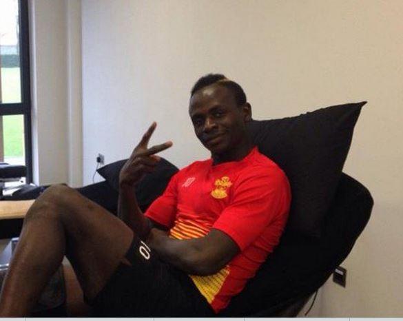 Sadio Mané rassure les fans: « c'est juste une blessure mineure et je… »
