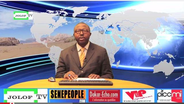 JOLOFTV.COM PRESENTE LA REVUE DE PRESSE DE LA DIASPORA n30 (WOLOF)