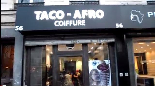 Video le salon des vip parisiennes de tacco affro ne - Salon de coiffure vip ...