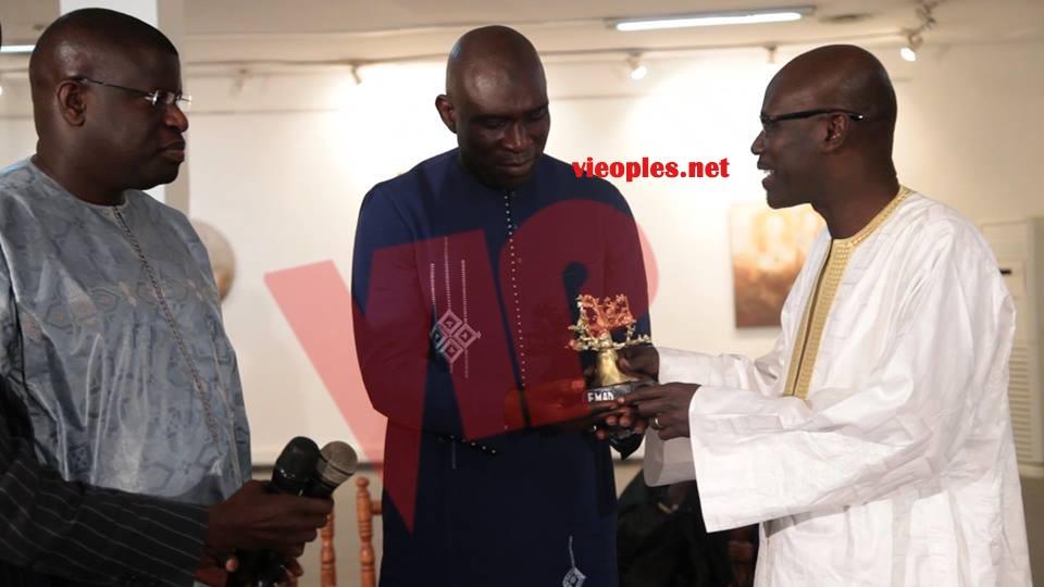 La republique leboue intronise Gorgui Ndiaye