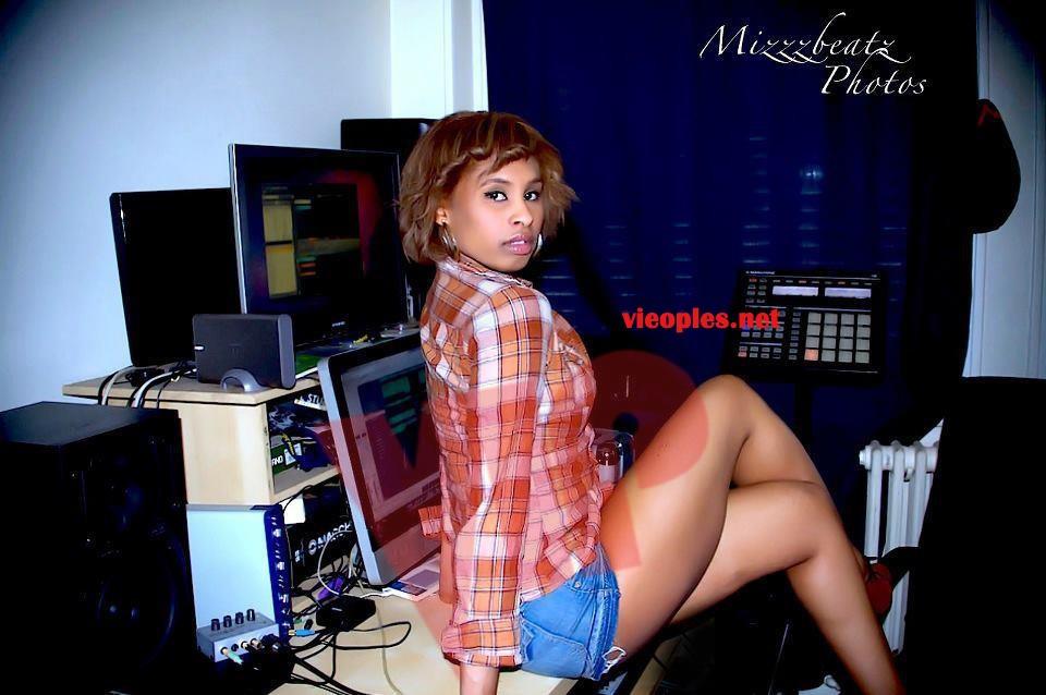 Top modèle en France: Nanette lopez la fille de DJ G-Bays de l' ex rappeur du groupe de rap PEE ...