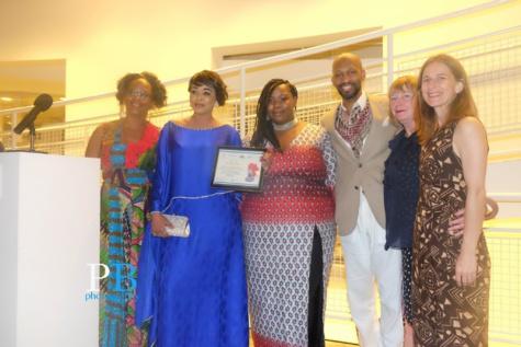 Usa - Arica Belle Female Entrepreneur Award 2015 : Le Sénégal à l'honneur