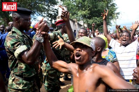 Burundi: un tweet dément le coup d'Etat