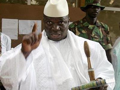 Gambie : le président Yahya Jammeh limoge deux juges de la Cour suprême