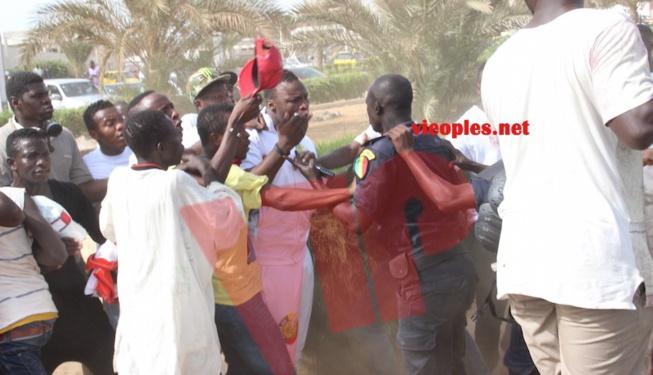 Les choses se compliquent pour Ama Baldé, Le lutteur de Pikine vient d'être déféré au…