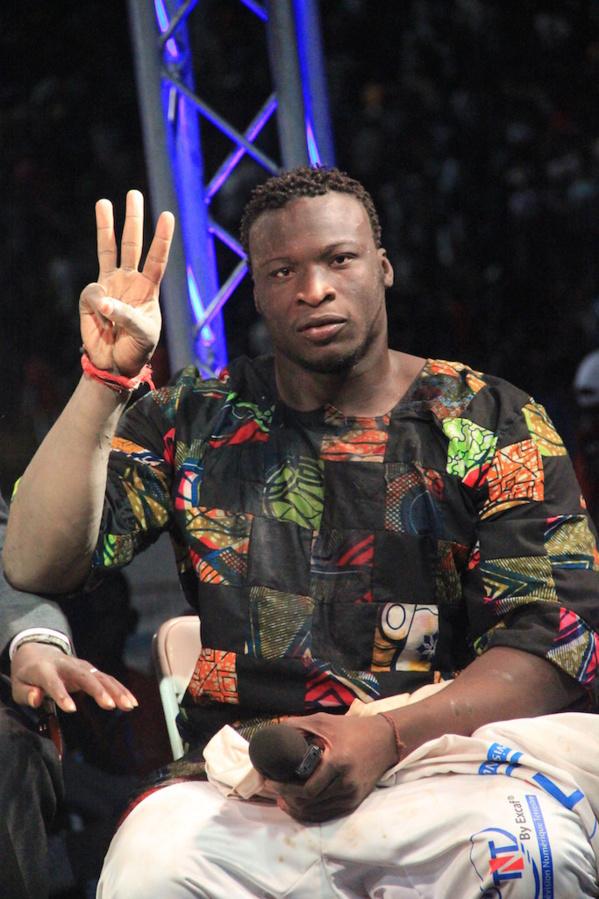Dernière minute: Ama Baldé condamné à un mois de prison avec sursis...