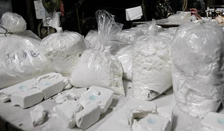 Près de 25 tonnes de cocaïne saisies en 2014 (Ocrtis)