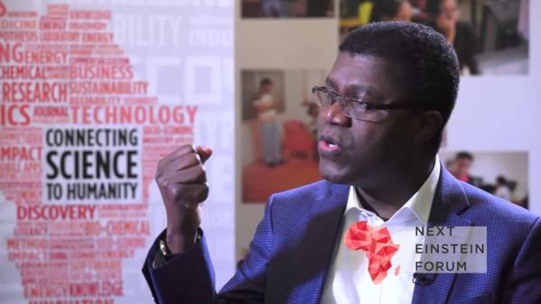 Thierry Zomahoun, Président directeur général d'Aims-Nei : « Tous les pays développés sont partis d'initiatives scientifiques »