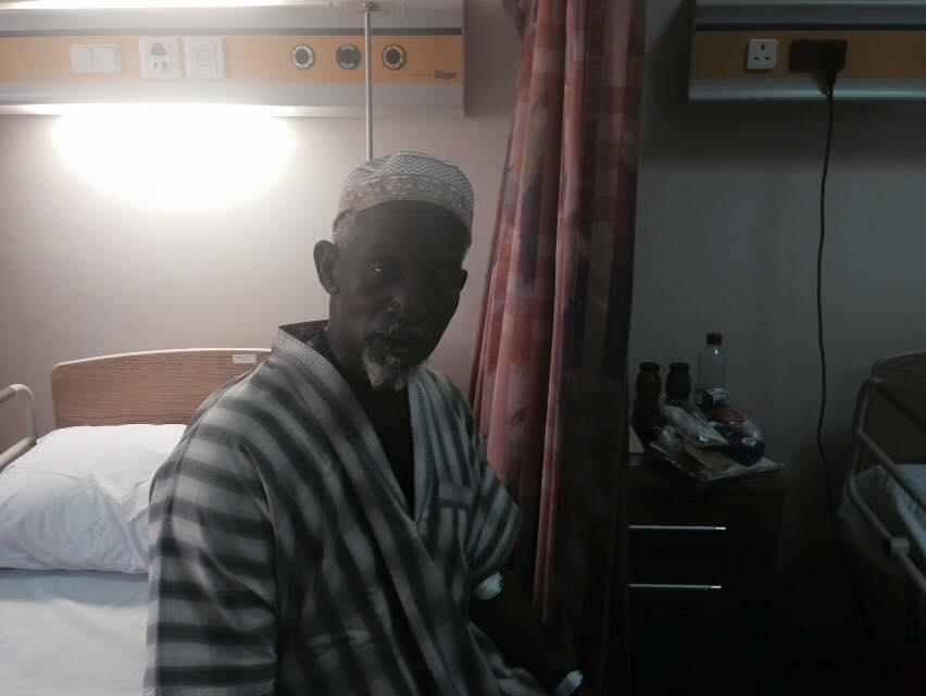 Blessé dans la bousculade de Mina, le pélerin Baba Tounkara se porte bien